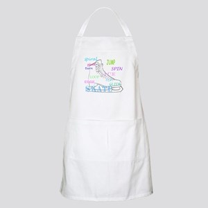Figure Skating BBQ Apron