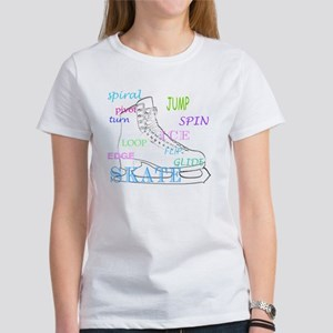 Figure Skating Women's T-Shirt