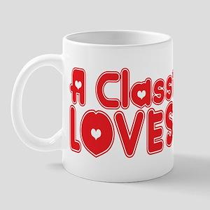 A Classicist Loves Me Mug