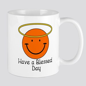 Have a Blessed Day Mug