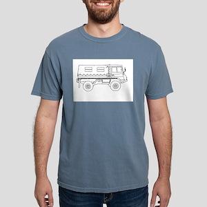 pinzgauer-710M_truck-drawing T-Shirt