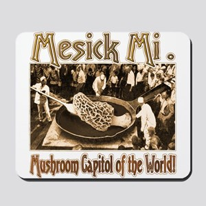 annual Mesick mushroom festival Mesick Michigan T-