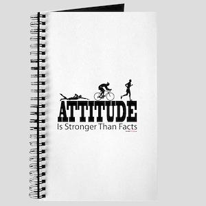 Attitude Is Stronger Triathlon Journal