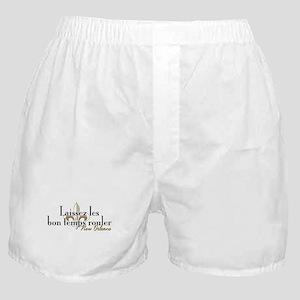 Laissez les NOLA Boxer Shorts
