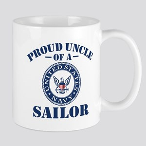 Proud Uncle Of A US Navy Sailor Mug