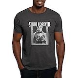 Marvel black panther Mens Classic Dark T-Shirts