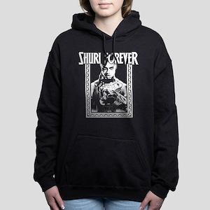 Black Panther Shuri Women's Hooded Sweatshirt