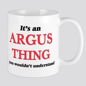 It's an Argus thing, you wouldn't und Mugs