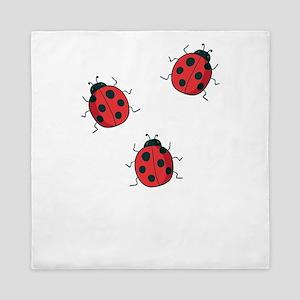 ladybird Queen Duvet