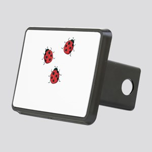 ladybird Rectangular Hitch Cover