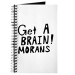 Get A Brain Morans Journal
