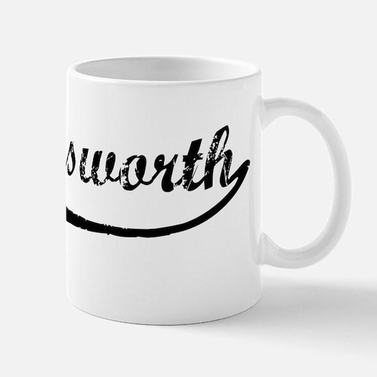 Hollingsworth (vintage) Mug