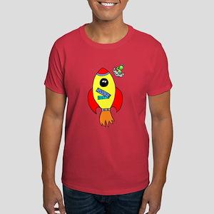 Galaxy HitchHiker Dark T-Shirt
