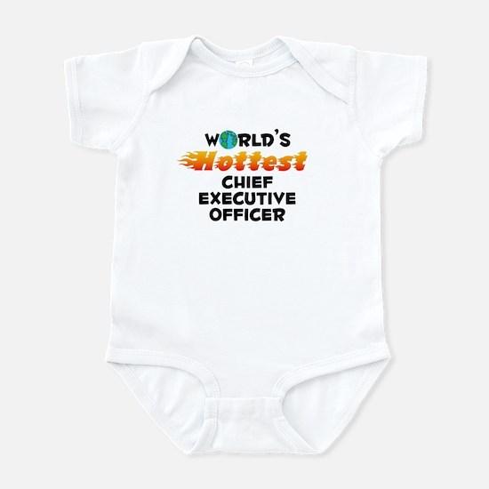 World's Hottest Chief.. (C) Infant Bodysuit