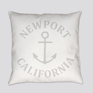 Summer newport- california Everyday Pillow