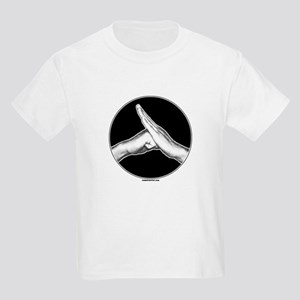 Kung Fu Salute Kids Light T-Shirt