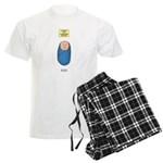Baby Arrival Men's Light Pajamas