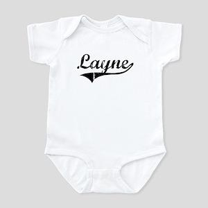 Layne (vintage) Infant Bodysuit