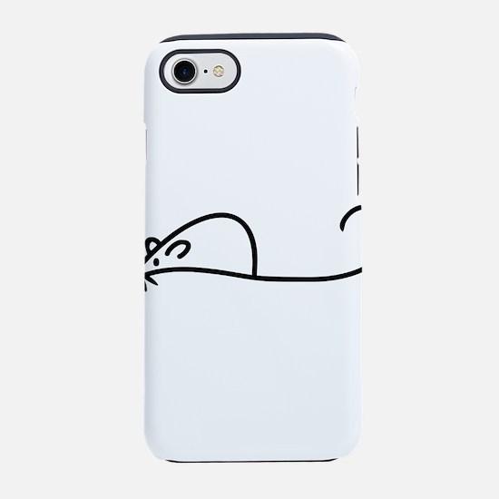mouse iPhone 8/7 Tough Case