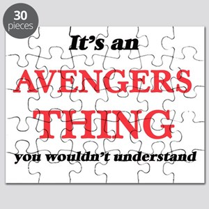 It's an Avengers thing, you wouldn' Puzzle
