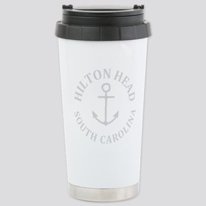 Summer hilton head- sou Stainless Steel Travel Mug