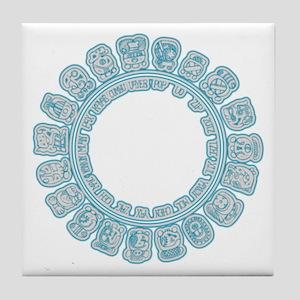 Mayan Calendar 2012 Tile Coaster