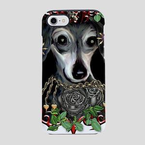 Artistic Dachshund iPhone 8/7 Tough Case