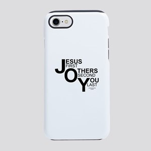 Jesus first Other second You iPhone 8/7 Tough Case