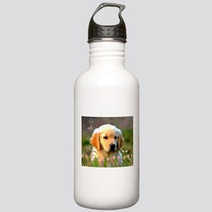 Austin The Retriever P Stainless Water Bottle 1.0L