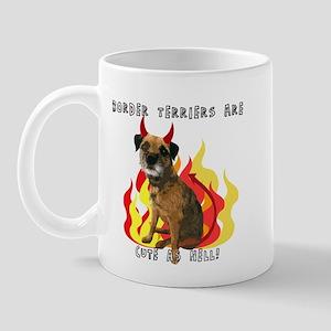 Border Terriers are Cute as H Mug