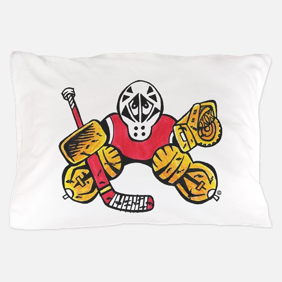 Small Saves The Youth Hockey Goalie Pillow Case