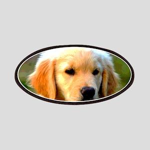Austin The Retriever Puppy Patch