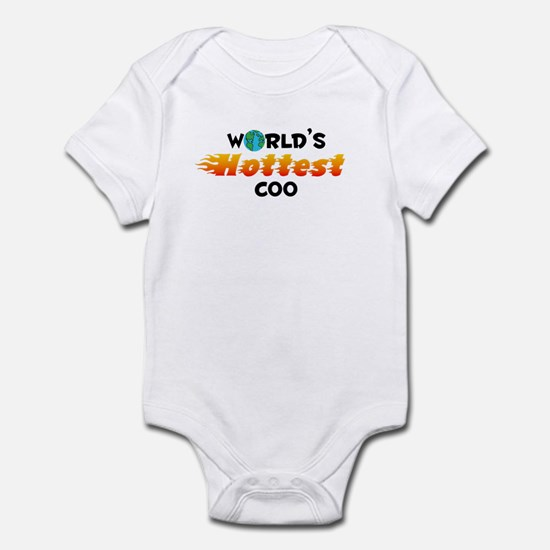 World's Hottest COO (C) Infant Bodysuit