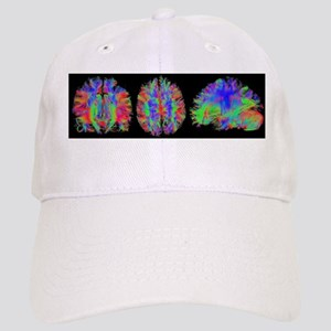 Rainbow Brain Scans Cap