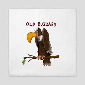 Old Buzzard Queen Duvet
