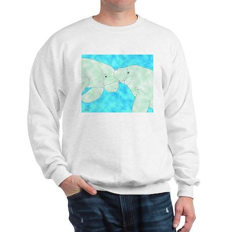 Manatee Pair Sweatshirt