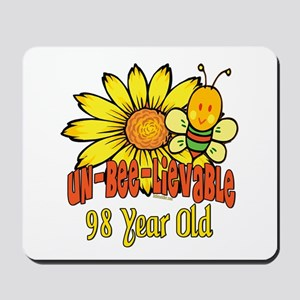 Un-Bee-Lievable 98th Mousepad