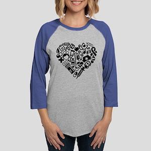 Nurse Heart Long Sleeve T-Shirt