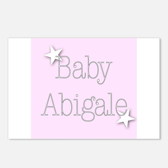 Cute Abigale Postcards (Package of 8)