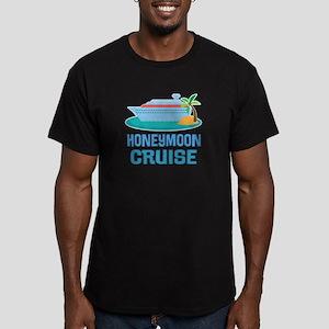 Honeymoon Cruise gift T-Shirt