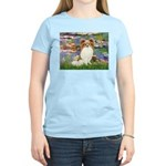 Lilies & fawn Papillon Women's Light T-Shirt