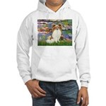 Lilies & fawn Papillon Hooded Sweatshirt