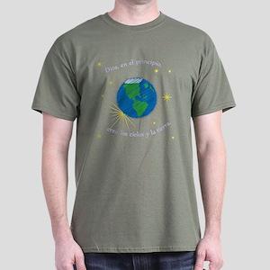 En el Principio Dark T-Shirt