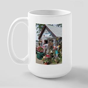 Maine Coastal General Store Large Mug