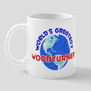 World's Greatest Woodt.. (E) Mug