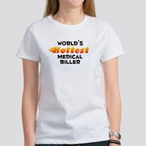 World's Hottest Medic.. (B) Women's T-Shirt