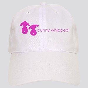 bunny whipped pink Cap