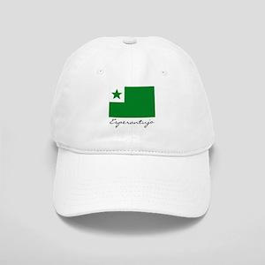 Flag of Esperantoland Cap