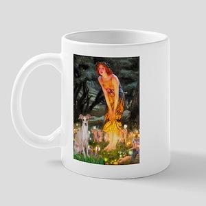 Midsummer's / Ital Greyhound Mug