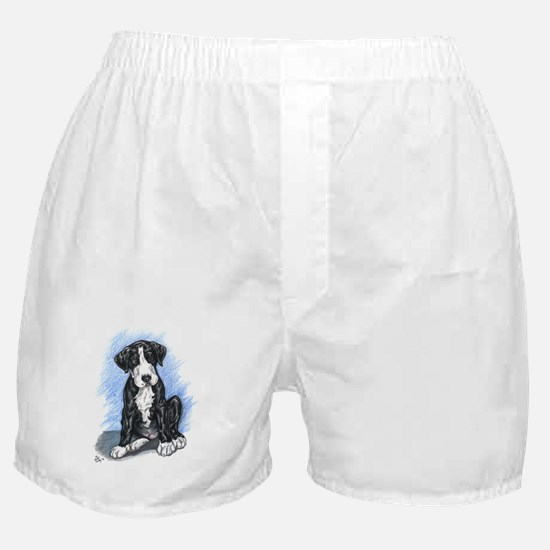 N Mantlepup Great Dane Boxer Shorts